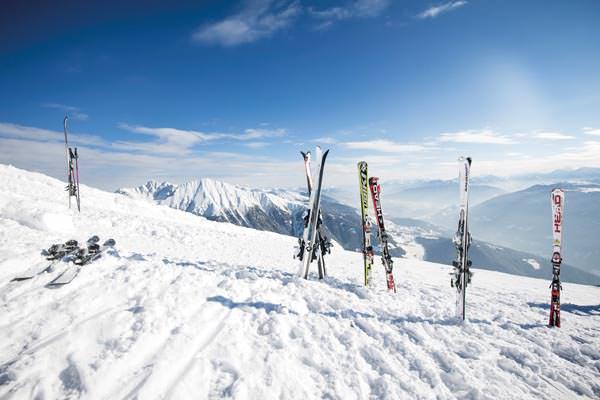 Gitschberg Jochtal - Ski im Schnee