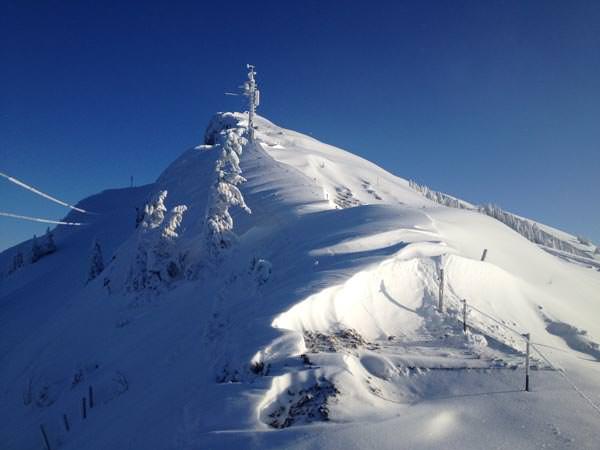 Hochgrat - Gipfel