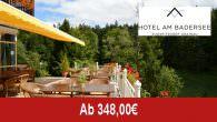 Hotel am Badersee – Wir sind dann mal kurz weg… _______________________________________________ Angebotsbeschreibung/Leistungen: Mal schnell übers verlängerte Wochenende in die Alpen. Entspannung und Höhentrip inklusive. De perfekte Tipp für alle spontanen […]