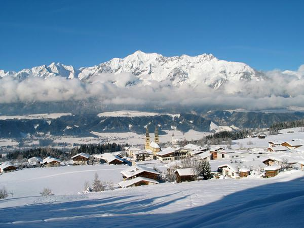 Silberregion Karwendel - Weerberg im Winter