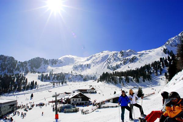 Speikboden - Skigebiet