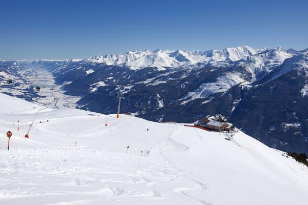 Wildkogel Arena - Panorama Skigebiet