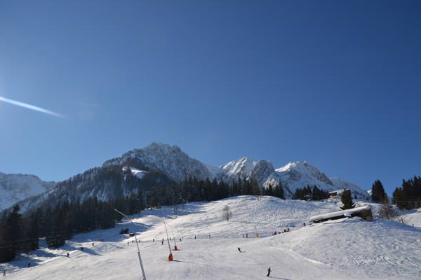 Zahmer Kaiser - Skigebiet