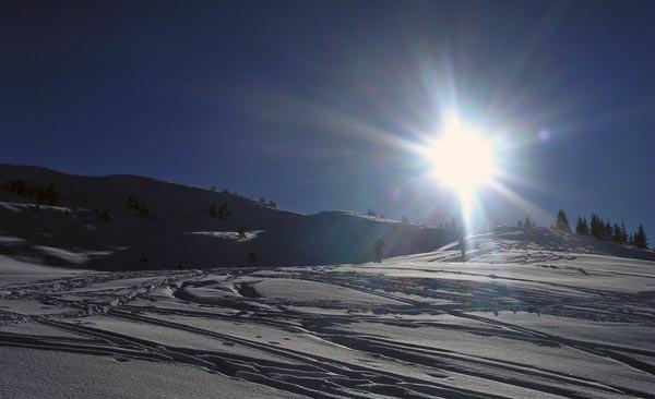 Wildschoenau - Sonnenschein