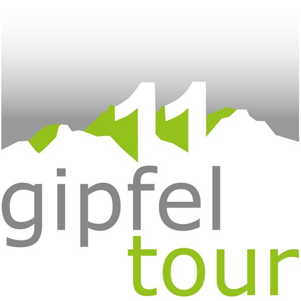 11 Gipfel Tour - Logo