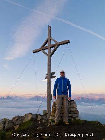 11 Gipfel Tour 2013 - Meine Wenigkeit