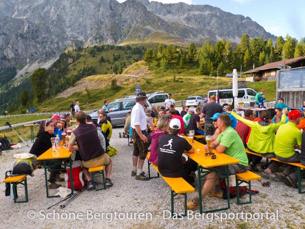 11 Gipfel Tour 2013 - Hexenschenke