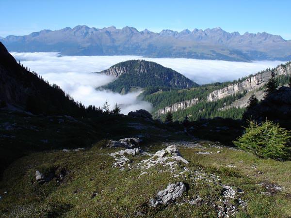 Osttirol - Rauchkofel mit Schobergruppe