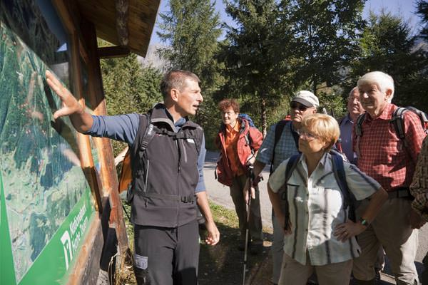 Osttirol - Ranger erklaert
