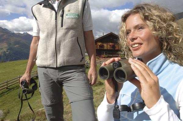 Osttirol - Beobachtung mit Ranger