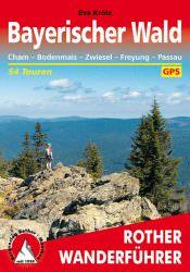 Rother Wanderfuehrer - Bayerischer Wald