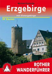 Rother Wanderfuehrer - Erzgebirge