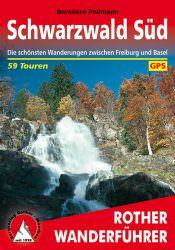 Rother Wanderfuehrer - Schwarzwald Sued
