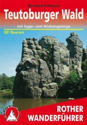 Rother Wanderfuehrer - Teutoburger Wald