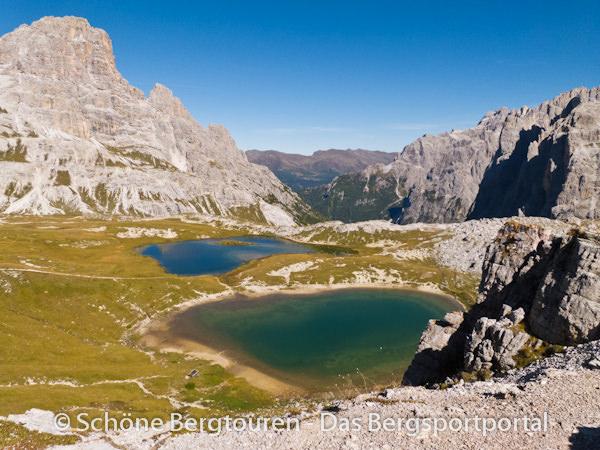 Sextener Dolomiten - Boedenseen