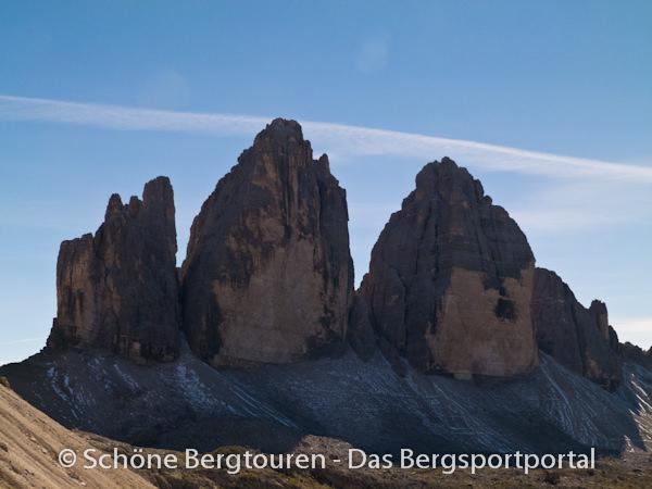Sextener Dolomiten - Drei Zinnen