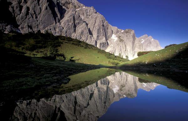 Karwendel - Lacke am Überschalljoch