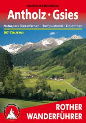 Rother Wanderfuehrer - Antholz - Gsies