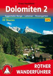 Rother Wanderfuehrer - Dolomiten 2