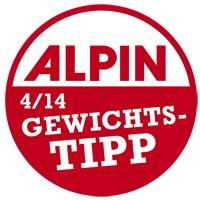 Alpin Gewichts-Tipp 04 2014