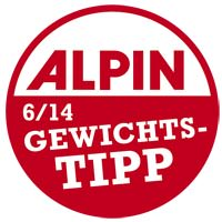 Alpin GewichtsTipp 06 2014