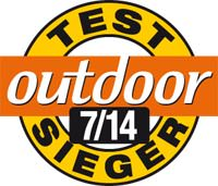 Outdoor Testsieger 07 2014