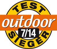 Outdoor Testsieger 07 2014