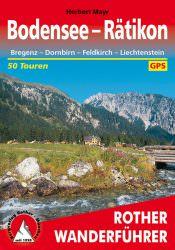 Rother Wanderfuehrer - Bodensee bis Raetikon