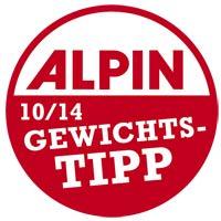 Alpin GewichtsTipp 10 2014