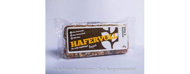 Hafervoll - Kakao und Haselnuss