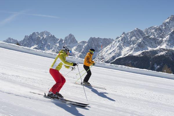 Hochpustertal - Alpine Skiabfahrt