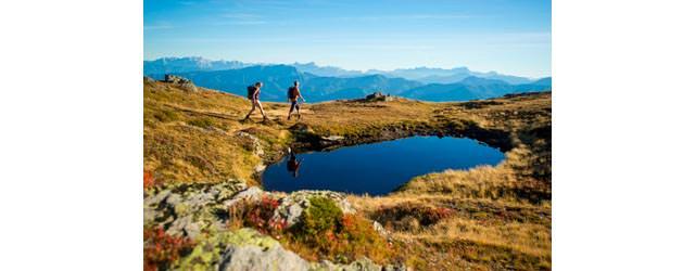 Millstaetter See - Wandern am Millstaetter Hoehensteig