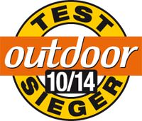 Outdoor Testsieger 10 2014