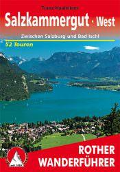 Rother Wanderfuehrer - Salzkammergut West