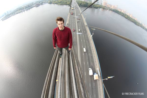 Dont look down - Bruecke