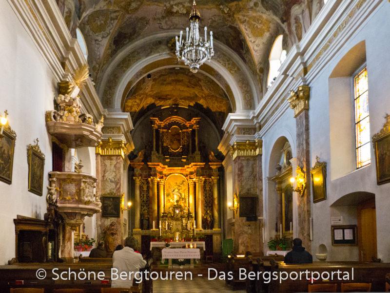 Eggental - Kloster Maria Weissenstein