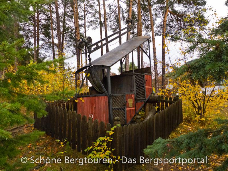 Eggental - Kabine der Kohlerer Bahn