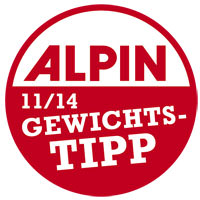 Alpin Gewichts Tipp 11 2014