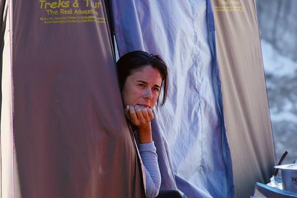 Edurne Pasaban - Nanga-Parbat Expedition 2005