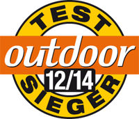 Outdoor Testsieger 12 2014