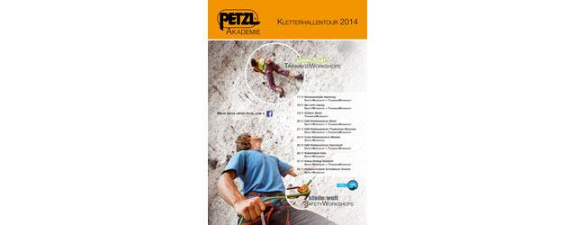 Petzl Kletterhallentour 2014