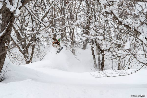 Warren Miller No Turning Back - Japan