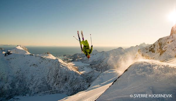 Warren Miller No Turning Back - Lofoten