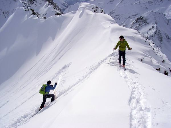 Alpenverein - Skitour Sulzkogel