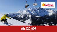 Eggental – Dolomiti Super Sun 2016… Ein Ski-Urlaubstag geschenkt! _______________________________________________ Angebotsbeschreibung/Leistungen: Genießen Sie den Top-Schnee, wenn draußen die Temperaturen schon angenehm warm sind und verlängern Sie Ihr Saisonsende um 1 […]