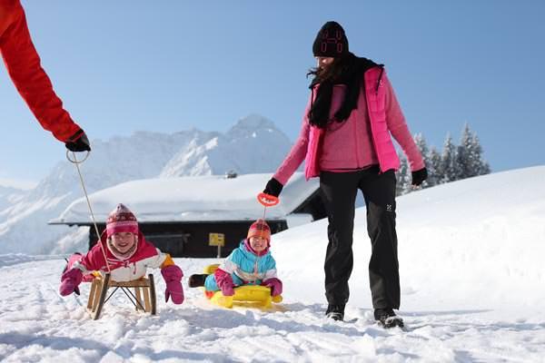 Kleinwalsertal - Winterwandern