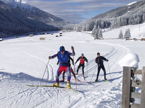 Osttirol - Grenzlandloipe
