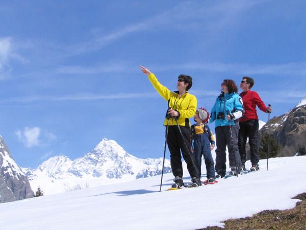 Osttirol - Schneeschuhwandern