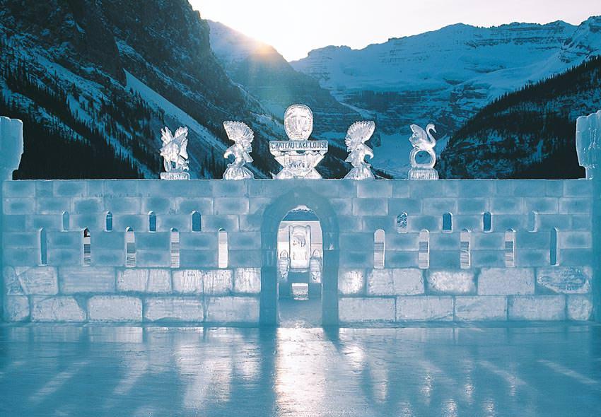 Alberta - Ice Castle