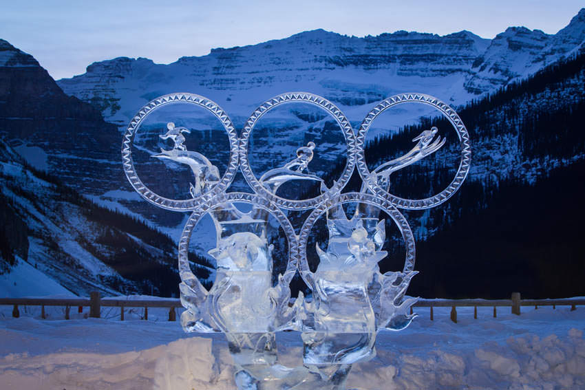 Alberta - Ice Magic Festival 2014